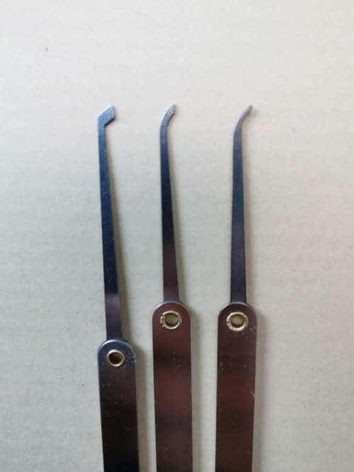 Lockpicking Werkzeug Hook