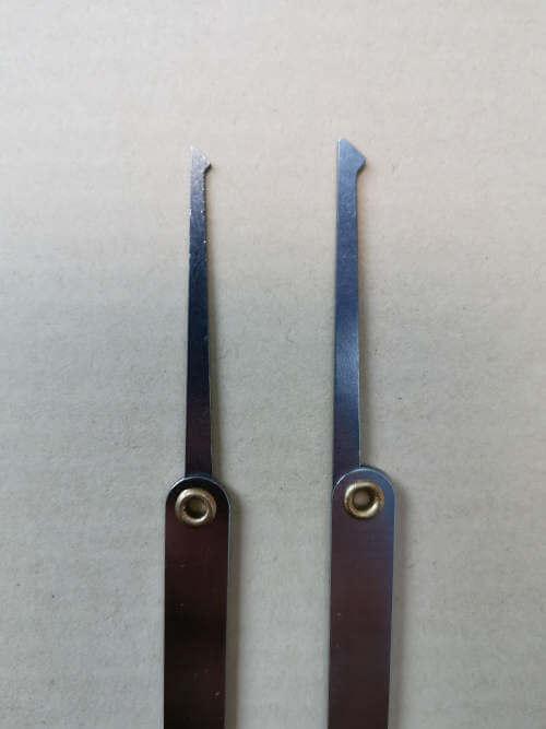 Lockpicking Werkzeug Diamand