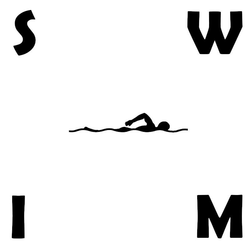 Schwimmer Geschenk