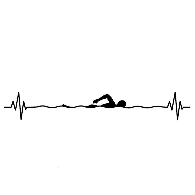 Schwimmer Geschenkidee