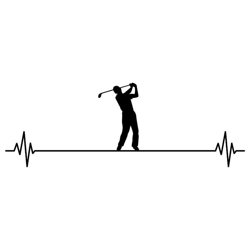 Ich liebe Golfe - i love golfing