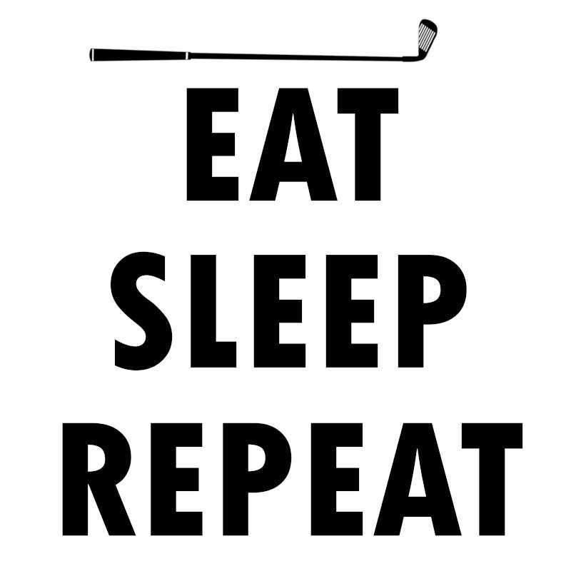 Lustiges Golfer T-Shirt