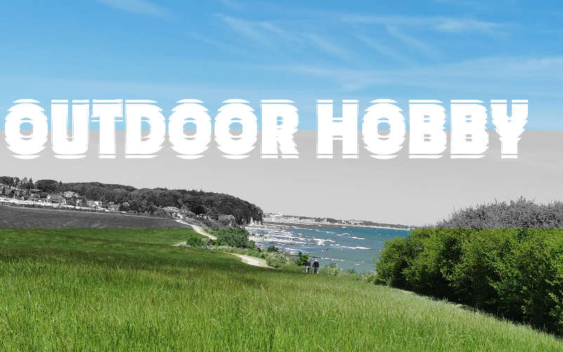 Outdoor Hobby für draußen