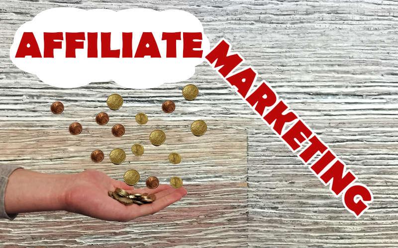 online geld verdienen affiliate marketing