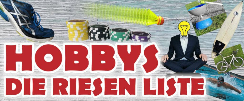 Hobbys Liste
